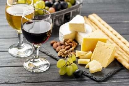 cata de vinos Tiempo de Vinos