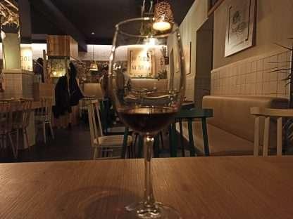 Bodegas Marco Real Cata de vinos