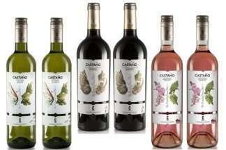 vinos ecológicos Bodegas Castaño