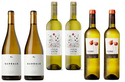 Vinos blancos selectos