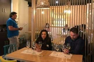 cata de vinos ecológicos